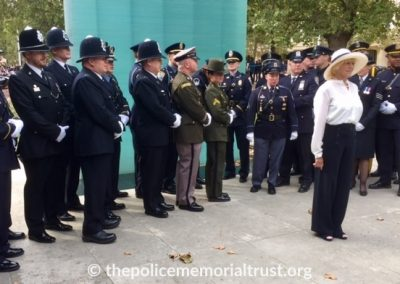 images from the national police memorial day september 2016