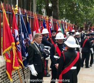 Muster of Standards prior to the Service