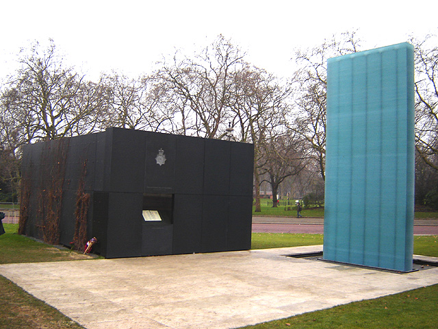 Refurbishment of the United Kingdom's National Police Memorial