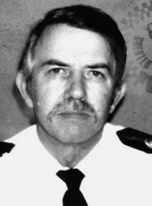 Inspector Raymond Codling