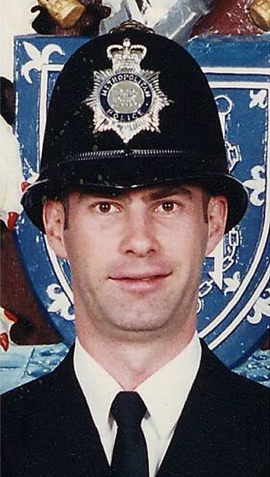 PC Gary Toms