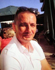 PC Ian Dibell GM
