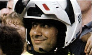 PC Raja Basharat Ahmed