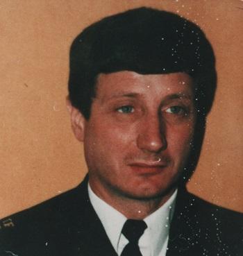 Sergeant Alan King