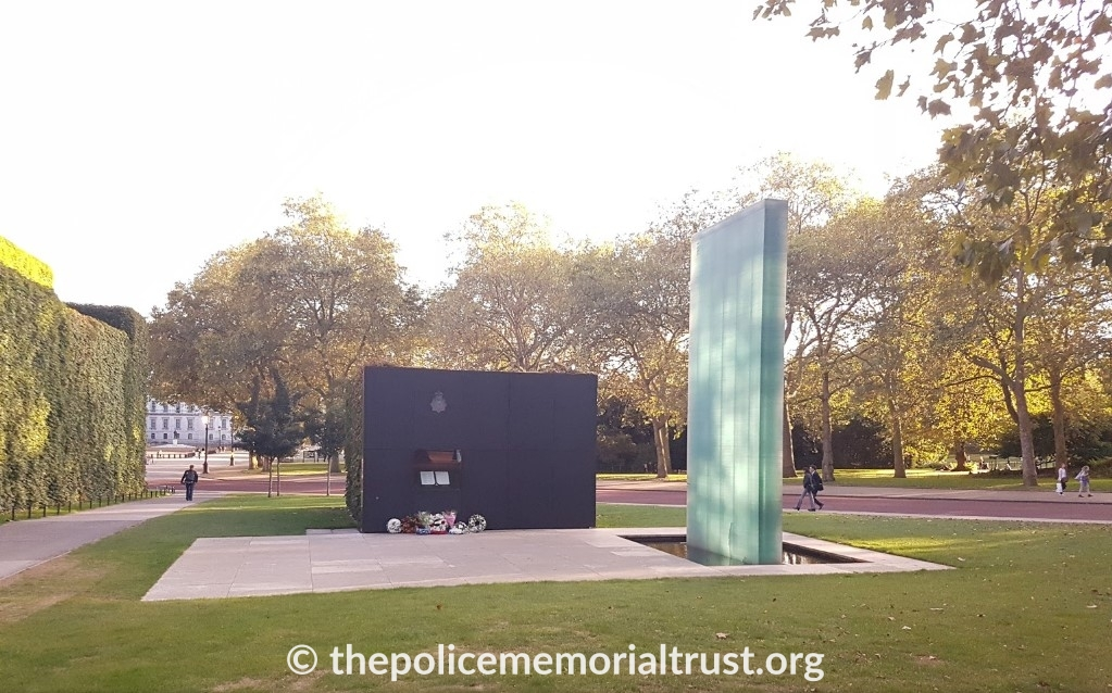 the national police memorial street view