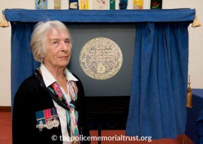 Captain Roger Goad Memorial Unveiling 2