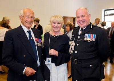 Captain Roger Goad Memorial Unveiling 4