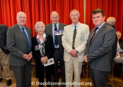 Captain Roger Goad Memorial Unveiling 5