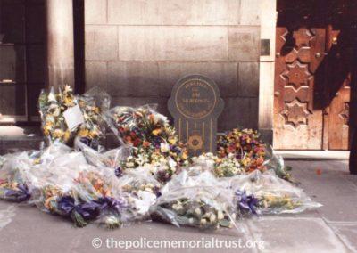 DC Jim Morrison QGM Memorial 2