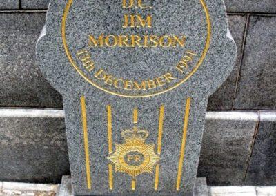 DC Jim Morrison QGM Memorial 3