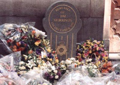 DC Jim Morrison QGM Unveiling Photos 3