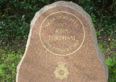 DC John Fordham Memorial Photos 4