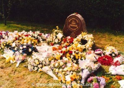DC John Fordham Memorial Photos 5