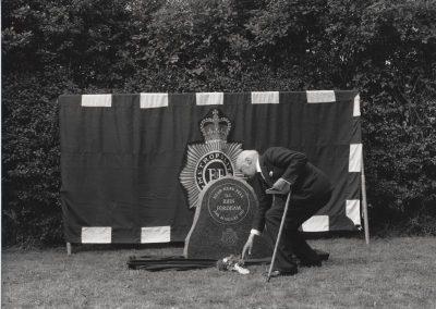 DC John Fordham Unveiling Photos 4