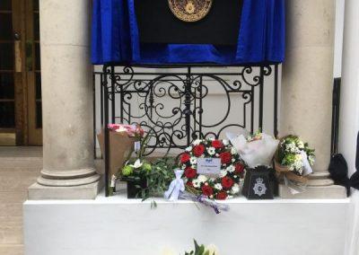 DS Raymond Purdy Memorial 2