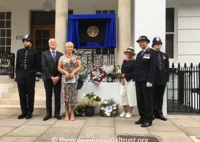 DS Raymond Purdy Memorial 3
