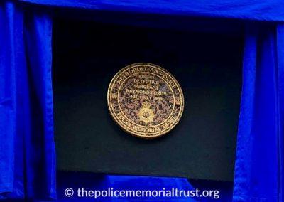 DS Raymond Purdy Memorial 8