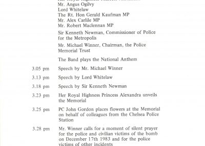 Dodd Lane Arbuthnot Memorial Programme 2