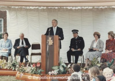 Fox Head Wombwell Unveiling Photos 6