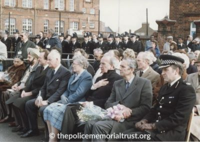 Fox Head Wombwell Unveiling Photos 8