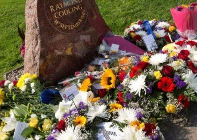 Inspector Raymond Codling Memorial 1