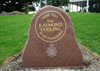 Inspector Raymond Codling Memorial 2