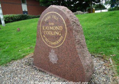 Inspector Raymond Codling Memorial 3