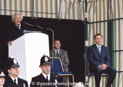 PC Alison Armitage Unveiling Photos 1