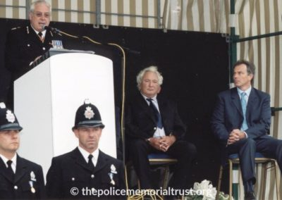 PC Alison Armitage Unveiling Photos 6