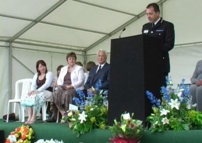 PC Bryan Moore and PC Andrew Munn Unveiling Photos 8