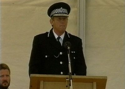 PC Duncan Clift Unveiling Photos 6