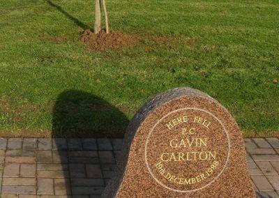 PC Gavin Carlton Memorail 1