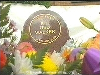 PC Ged Walker Memorial 4