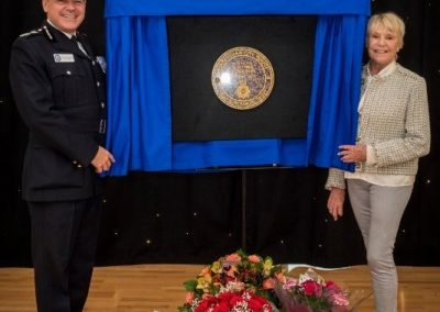 PC George Snipe Memorial Unveiling Ceremony 27