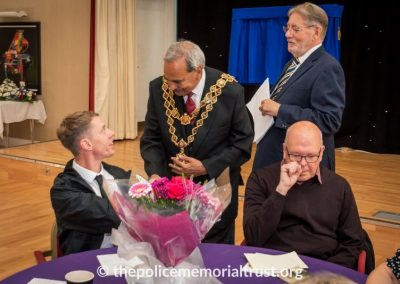 PC George Snipe Memorial Unveiling Ceremony 3