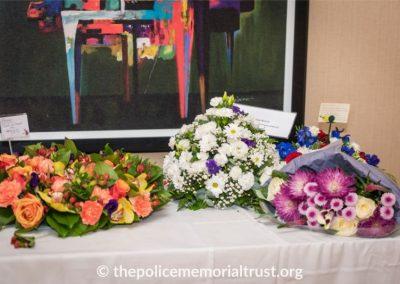 PC George Snipe Memorial Unveiling Ceremony 4