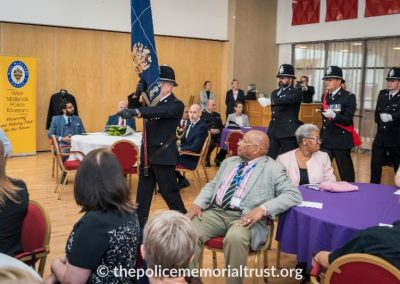 PC George Snipe Memorial Unveiling Ceremony 5
