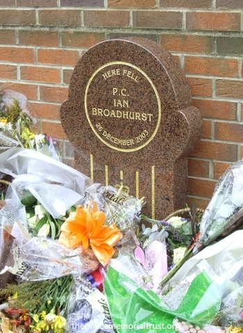 PC Ian Broadhurst Memorial 3