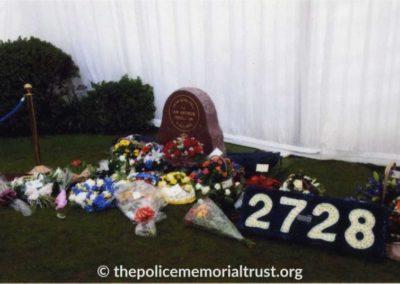 PC Ian Dibell GM Memorial 1