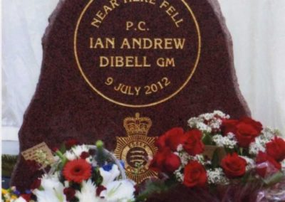 PC Ian Dibell GM Memorial 2