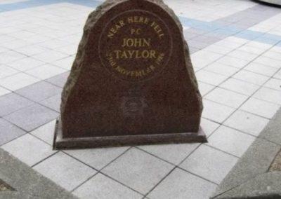 PC John Taylor Memorial 5