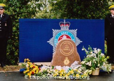 PC Jon Odell Memorial
