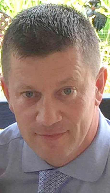 PC Keith Palmer GM