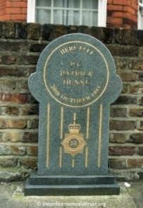 PC Patrick Dunne Memorial