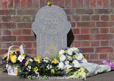 PC Phillip Walters Memorial