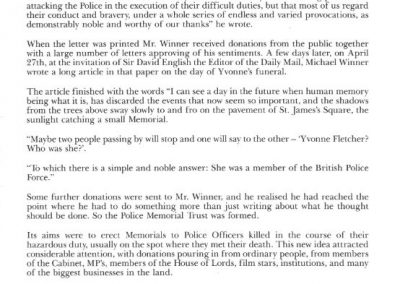 PC Ronan McCloskey Memorial Programme 3