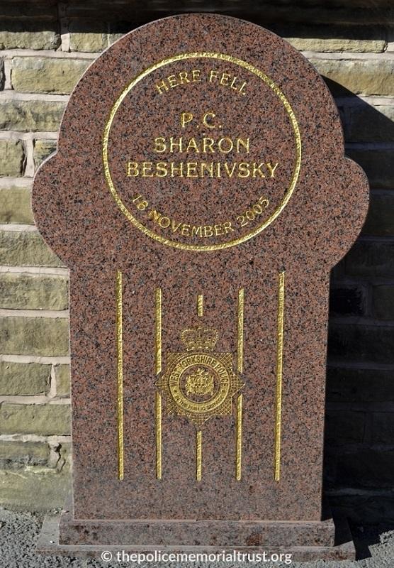 PC Sharon Beshenivsky Memorial 2