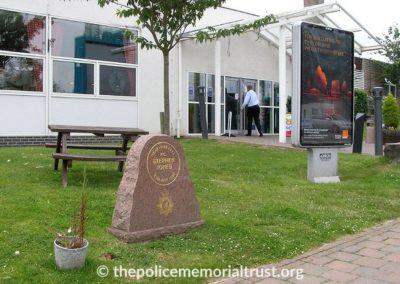 PC Stephen Jones Memorial 2