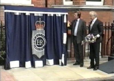 PC Stephen Tibble QPM Unveiling Photos 7