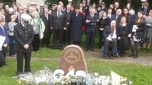 PC William Barker Memorial 1
